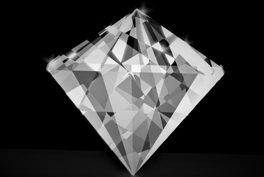 हीरा कार्बन का शुद्ध रूप
