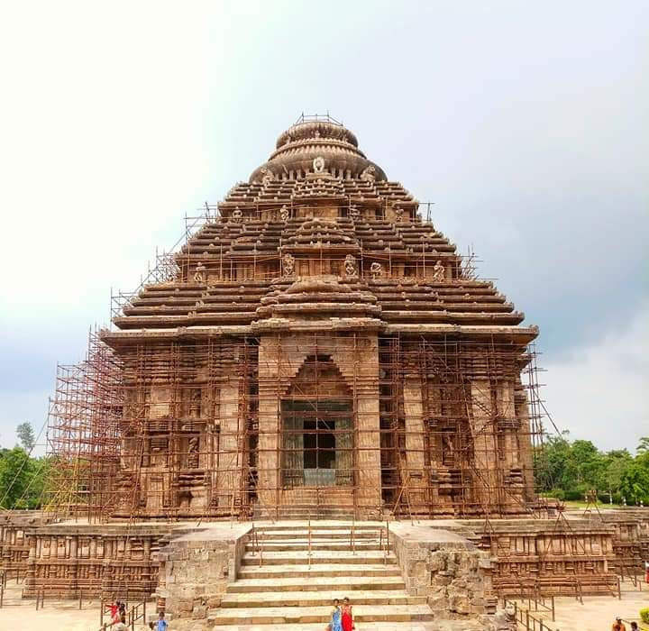 कोणार्क सूर्य मंदिर